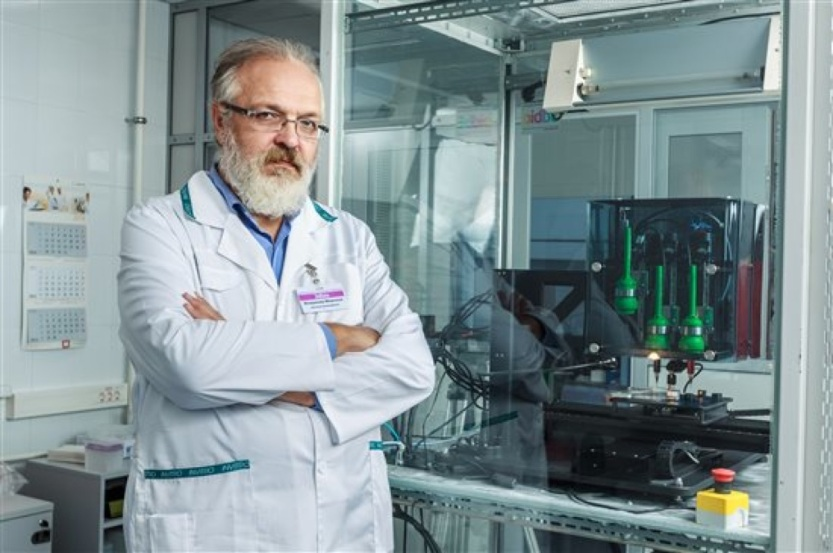 bioprinter skolokovo