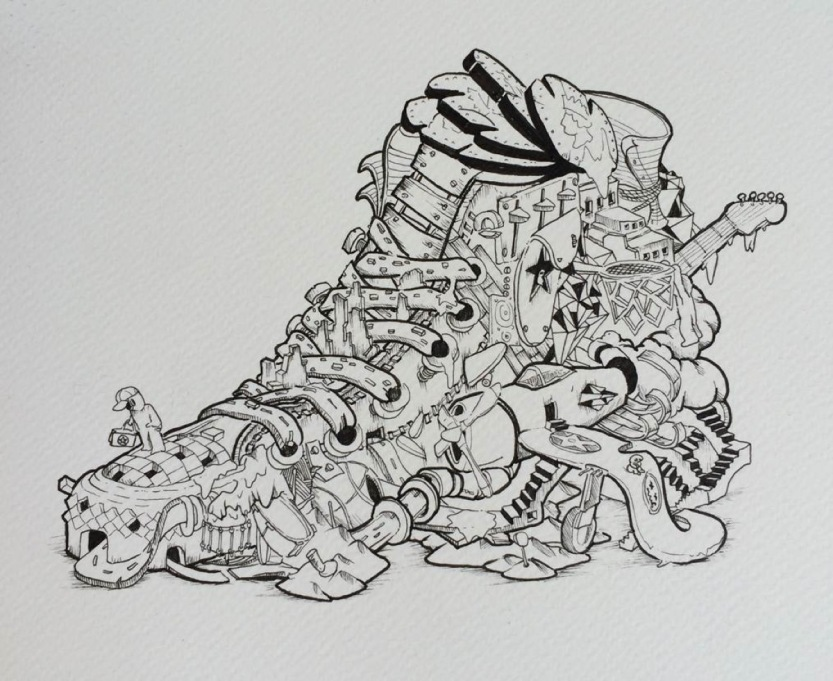 Damilola SketchLR