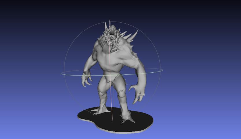 goliath model