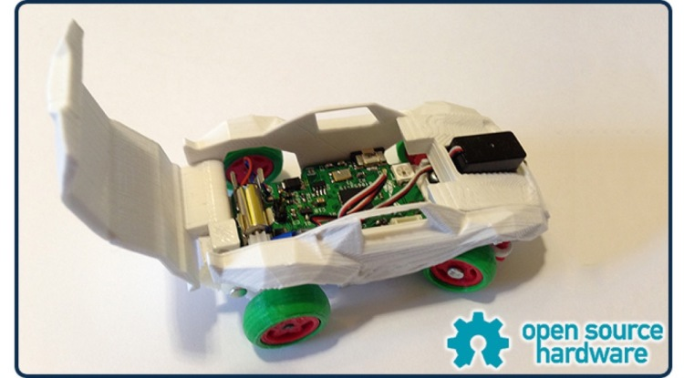3D Racers is now On Indiegogo