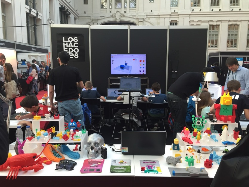 3D Printshow Madrid110