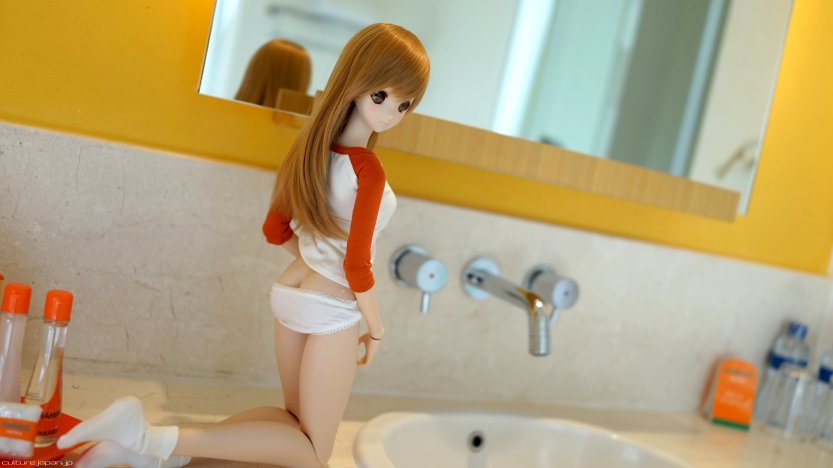 3D printed smart doll danny choo10