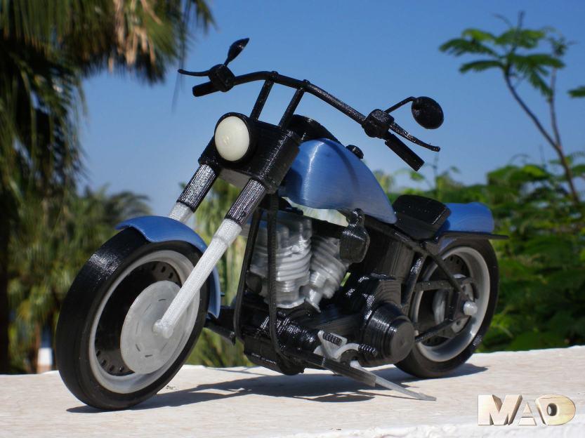 Harley Fartboy 3D01