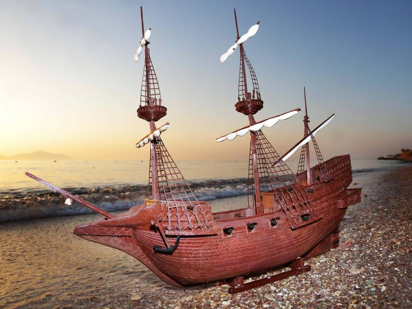 golden hind 2